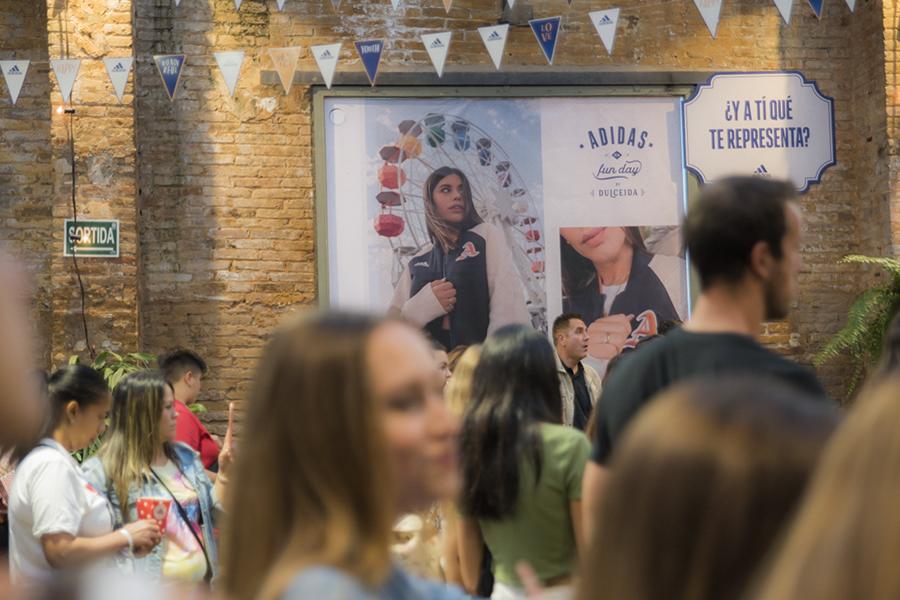 codicioso hueco Por favor mira  Adidas Dulceida Jacket Launching Event - nacho·alvarez·photo
